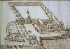 Ancienne chartreuse de Champmol, actuellement centre psychothérapique de Dijon -  Chartreuse de Champmol, Dijon