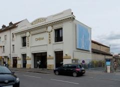 Cinéma Eldorado - Français:   Cinéma Eldorado, 21 rue Alfred-de-Musset (Inscrit, 1986)
