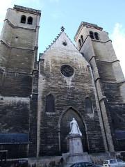 Eglise Saint-Jean - English: Dijon, Burgundy, FRANCE