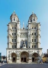 Eglise Saint-Michel - Église Saint Michel, à Dijon (France)