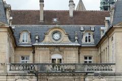Hôtel Fevret de Saint-Mesmin - Français:   Hôtel Févret de Saint-Mesmin place Bossuet à Dijon (Côte d\'Or, Bourgogne, France)