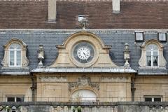 Hôtel Fevret de Saint-Mesmin - Français:   Hôtel Févret de Saint-Mesmin, place Bossuet à Dijon (Côte d\'Or, Bourgogne, France)