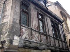 Maison dite Maison Millière - Français:   La maison Millière, 10 rue de la Chouette.