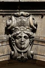 Palais des Ducs et des Etats de Bourgogne -  Le palais des ducs à Dijon en Côte d'Or.