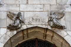 Palais de Justice -  L'ancien parlement de Dijon en Côte d'Or.