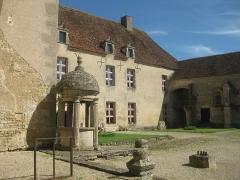 Château d'Eguilly -  Château d'Éguilly.