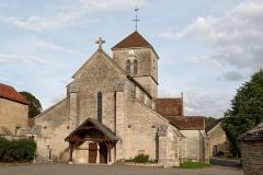 Eglise Saint-Jean-Baptiste - Français:   Église Saint-Jean-Baptiste (Fleurey-sur-Ouche, Côte d\'Or, Bourgogne, France)
