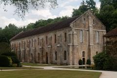 Abbaye de Fontenay -  Smithy.