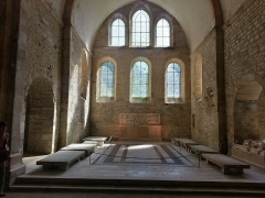 Abbaye de Fontenay - English: Sanctuary