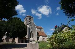 Eglise Saint-Symphorien - English: Church - Saint Symphorien Nuits-Saint-Georges