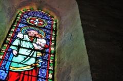 Eglise -  Église de Sacquenay