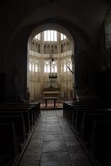 Eglise Saint-Thibault - Intérieur de l'église Saint-Thibault de Saint-Thibault (21).