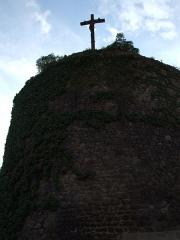 Tour d'Auxois - English: Tour d'Auxois in Saulieu