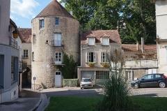 Château - Tour de l'Orle d'or, Semur-en-Auxois Côte-d'Or Bourgogne-Franche-Comté