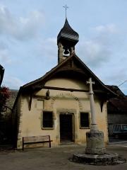 Chapelle Saint-Pierre - English: Saint Peter's chapel