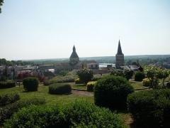 Eglise priorale Sainte-Croix -  La Charité sur Loire