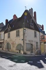 Maison dite du Sabotier - Français:   Maison du sabotier, La Charité sur Loire