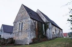 Eglise Saint-Martin-du-Pré -  L'église Saint-Martin-du-Pré à Donzy dans la Nièvre.