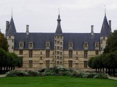 Palais Ducal - Palais ducal de Nevers (58).