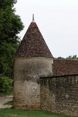 Château des Granges -  Le château des Granges à Suily-la-Tour dans la Nièvre.