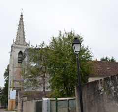 Eglise Saint-Martin - French Wikimedian, software engineer, science writer, sportswriter, correspondent and radio personality