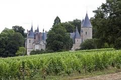 Château de Tracy -  Castle of Tracy