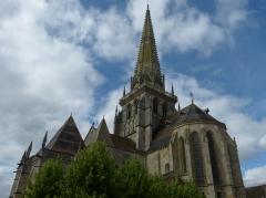Cathédrale Saint-Lazare - Cathédrale Saint-Lazare d'Autun
