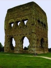 Temple de Janus - Nederlands: Tempel van Janus te Autun - Saône-et-Loire, Bourgondië - is een Romeins bouwwerk, vermoedelijk uit de Ie eeuw n.C. Hij werd gebouwd op typische Gallische wijze als een fanum. Van het geheel rest nog, gedeeltelijk, de besloten centrale cultus ruimte, de cella. De tempel kreeg ten onrechte de naam van de Romeinse god in de zestiende eeuw, terwijl niet is geweten welke godheid er vereerd werd.