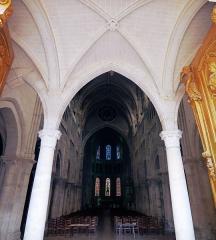 Cathédrale Saint-Vincent - English: Cathédrale Saint-Vincent, Chalon-sur-Saône, France.