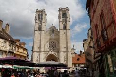 Cathédrale Saint-Vincent - English: Cathédrale Saint-Vincent, Chalon-sur-Saône.