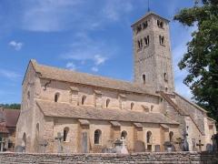Eglise Saint-Martin - Église de Chapaize