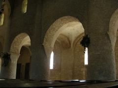Eglise Saint-Martin - Chapaize, Saône-et-Loire