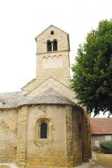 Chapelle de Domange -  Chapelle de Domange, Igé, Saône-et-Loire