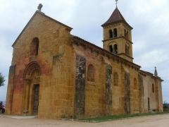 Eglise Saint-Pierre Saint-Paul -  Église Saints-Pierre-et-Paul de Montceaux-l'Étoile (XIIe siècle)