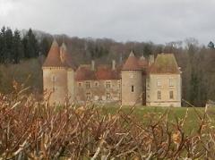 Château d'Epiry - Français:   Château d\'Epiry