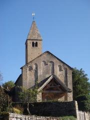Eglise - Français:   Église Saint-Roch de Vaux-en-Pré