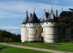 Château de Chaumont - This building is indexed in the Base Mérimée, a database of architectural heritage maintained by the French Ministry of Culture, under the reference PA00113543 .