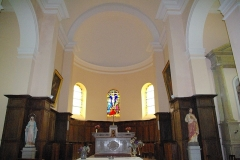 Eglise Saint-Germain -  Eglise Saint-Germain d'Igé, Saône-et-Loire