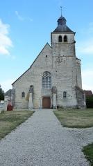 Eglise Saint-Didier et Saint-Leu - Français:   Église d\'Argenteuil-sur-Armançon