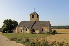 Eglise Saint-Jean-Baptiste - Nederlands: Chassignelles (departement Yonne, Frankrijk): de Sint-Jan-de-Doperkerk