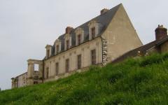 Ancien château des Comtes de Gondi - Français:   Joigny: château des Gondi
