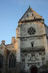 Eglise Saint-Florentin -  Église de Saint-Florentin.