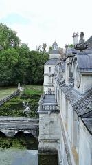 Domaine de Tanlay - Français:   Château de Tanlay (extérieurs)teau de Tanlay (extérieurs)