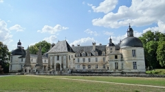 Domaine de Tanlay - Château de Tanlay (extérieurs)teau de Tanlay (extérieurs)