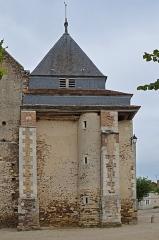 Eglise Saint-Sébastien et Saint-Louis - Français:   Église de Héry, Yonne, Bourgogne, France