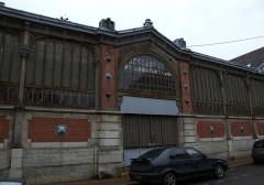 Marché couvert - English: Tonnerre,  Burgundy, FRANCE