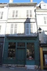 Confiserie - Français:   Ancienne confiserie de Tonnerre.