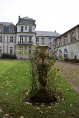 Ancienne abbaye Saint-Quentin -  Préfecture de Beauvais, Abbaye Saint-Quentin