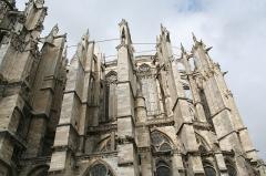 Cathédrale Saint-Pierre - Français:   Cathédrale Saint-Pierre de Beauvais - Beauvais - Oise - France - Mérimée PA00079949
