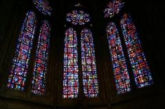 Cathédrale Saint-Pierre - Cathédrale Saint-Pierre de Beauvais - Beauvais - Oise - France